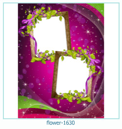 flower Photo frame 1630