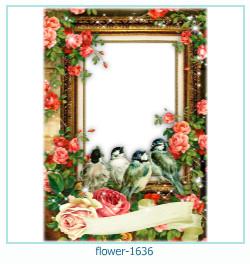 फूल फोटो फ्रेम 1636