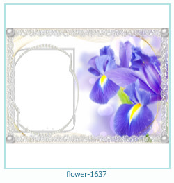 Blume Fotorahmen 1637