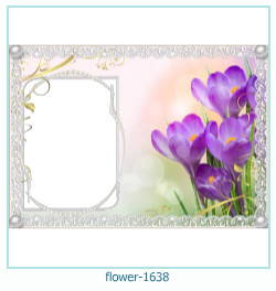 फूल फोटो फ्रेम 1638