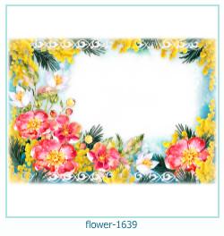 फूल फोटो फ्रेम 1639