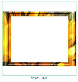 flower Photo frame 164
