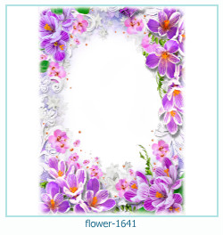 flower Photo frame 1641