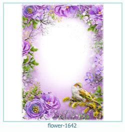 flower Photo frame 1642