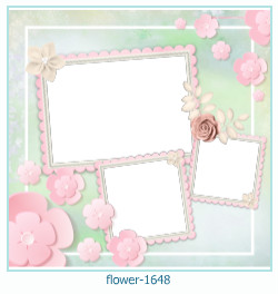 flower Photo frame 1648