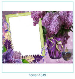 flower Photo frame 1649
