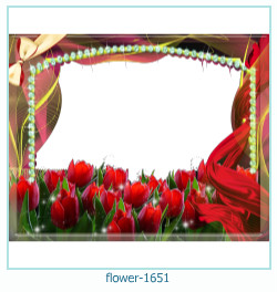 flower Photo frame 1651