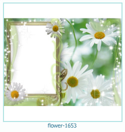 flower Photo frame 1653