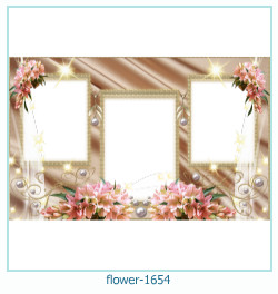 flower Photo frame 1654