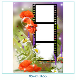 flower Photo frame 1656