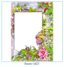 flower Photo frame 1657
