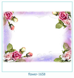 flower Photo frame 1658