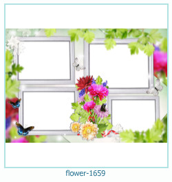 flower Photo frame 1659