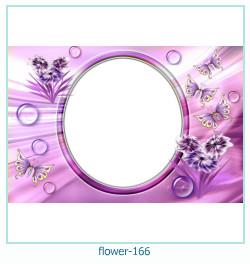 flower Photo frame 166
