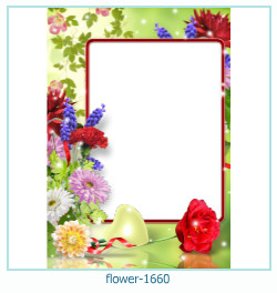 flower Photo frame 1660