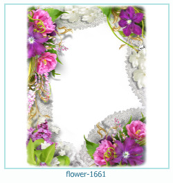 flower Photo frame 1661