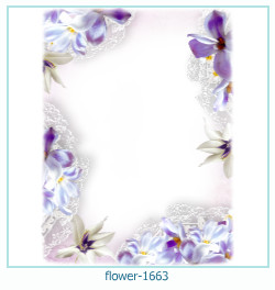 flower Photo frame 1663