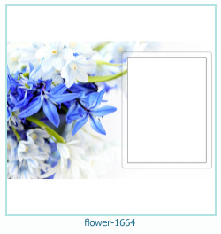 flower Photo frame 1664