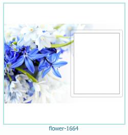 फूल फोटो फ्रेम 1664