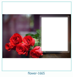 flower Photo frame 1665