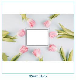 फूल फोटो फ्रेम 1676