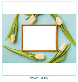 flower Photo frame 1685