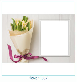 flower Photo frame 1687