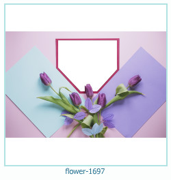 flower Photo frame 1697