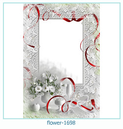 flower Photo frame 1698