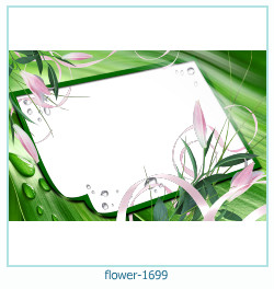 flower Photo frame 1699