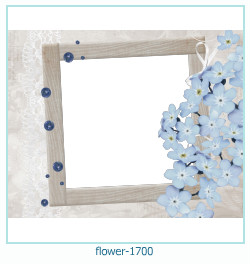 flower Photo frame 1700