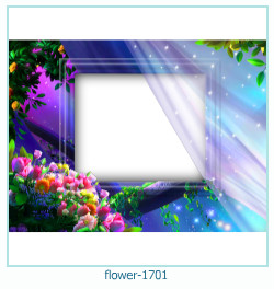 flower Photo frame 1701