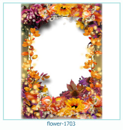 flower Photo frame 1703