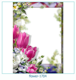 flower Photo frame 1704