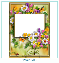 flower Photo frame 1705 ...