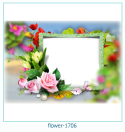 flower Photo frame 1706