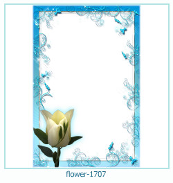 flower Photo frame 1707