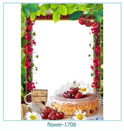 flower Photo frame 1708