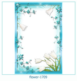 fleur Cadre photo 1709