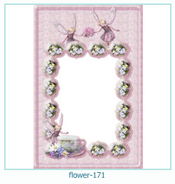 flower Photo frame 171