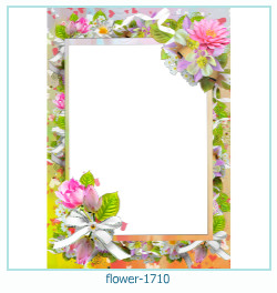 fleur Cadre photo 1710