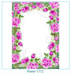 flower Photo frame 1713