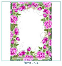 Marco de la foto de la flor 1713