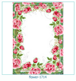 flower Photo frame 1714