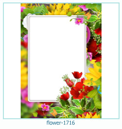 flower Photo frame 1716