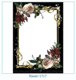 flower Photo frame 1717