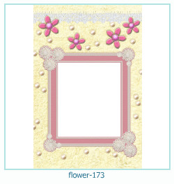 flower Photo frame 173