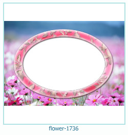 flower Photo frame 1736