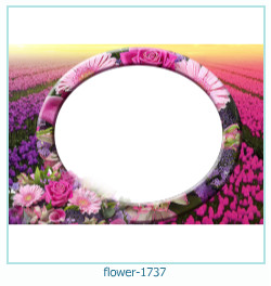 flower Photo frame 1737