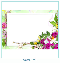 flower Photo frame 1741